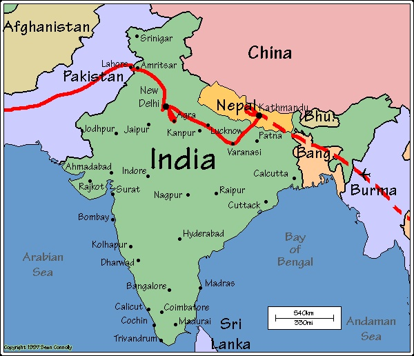india is a country in south asia it is the second most populous country