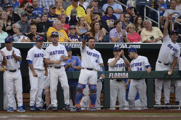 Florida vs. LSU 2017, College World Series score: Gators topple Tigers, 6-1