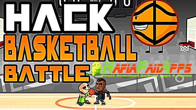 Basketball Battle v2.0.14 (Mod Money) Apk for Android    Basketball Battle Apk  Basketball Battle is a Sports Games for Android  Download last version of Basketball Battle Apk Mod for android from MafiaPaidApps with direct link  Tested By MafiaPidApps  without adverts & license problem  without Lucky patcher & google play the mod   Fast paced basketball!   Big shot blocks and dunks!   2 player!   Easy moving and shooting!   Use pump fakes!   Score layups!   Shoot fade aways!   Get steals…
