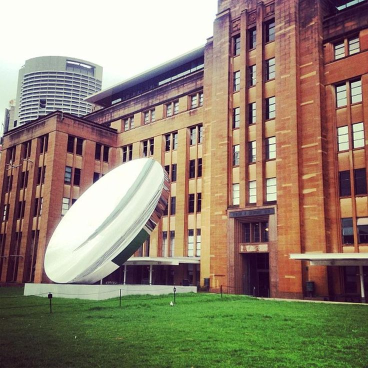 Contemporary Art - Interest in contemporary art? Sydney has a great Art museum dedicated to contemporary art #Sydney