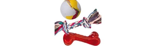 Juguetes para el ocio de tu perro al mejor precio en la tienda de mascotas online Wakuplanet.com