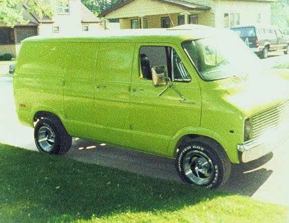 bigdaddymopar 1977 Dodge Ram Van 150 22227920012_large