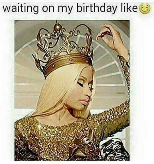 Waiting On My Birthday like | Birthday girl quotes