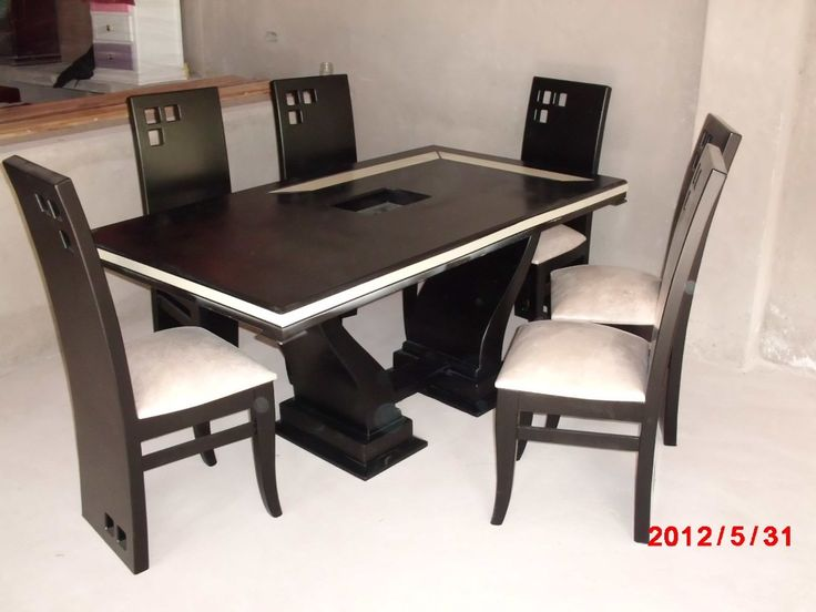 29 best images about juegos de comedor on pinterest for Juego comedor moderno