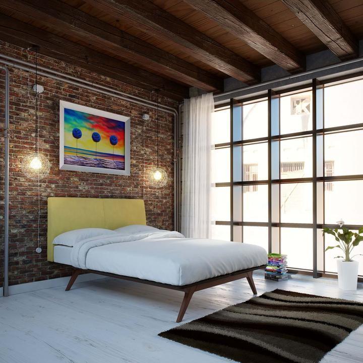 Mejores 76 imágenes de Modern Queen Size Beds en Pinterest   Camas ...