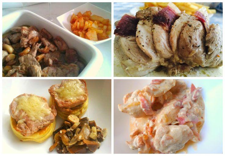 Recetas f ciles paso a paso que siempre salen bien for Ahora mexican cuisine