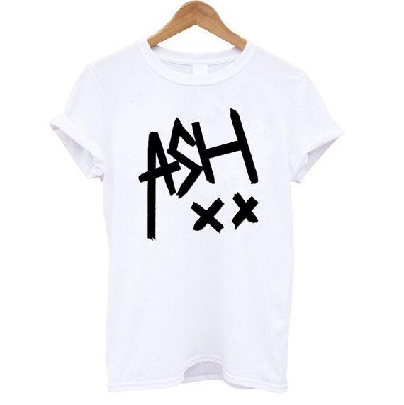 Ash - Ashton Irwin 5SOS