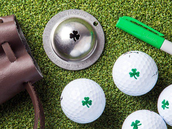 Make Personalized Golf Balls with Tin Cup