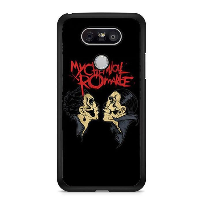 My Chemical Romance Kisses Logo LG G6 Case Dewantary