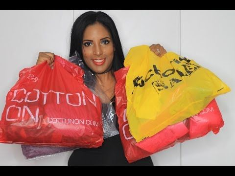 Mr Price, Cotton On, Factorie, Marko Clothing Haul | Canvas Fashions - South African Beauty Blogger, - YouTube