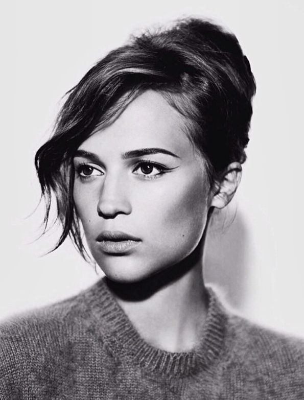 Girl Crush: Alicia Vikander | The Neo-Trad