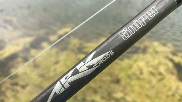 Terry shares his thoughts on a brand new bass fishing rod he's been testing for the last few months.