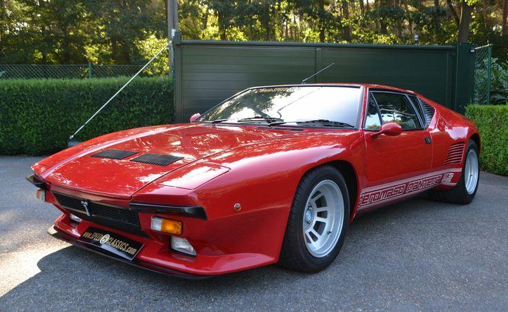 1990 De Tomaso Pantera GT5-S