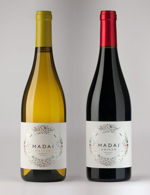Madai - Romanbold #taninotanino #vinosmaximum