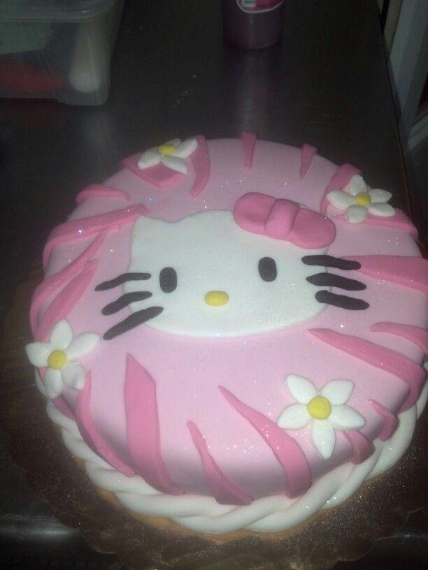 Hello Kitty en pasta laminada