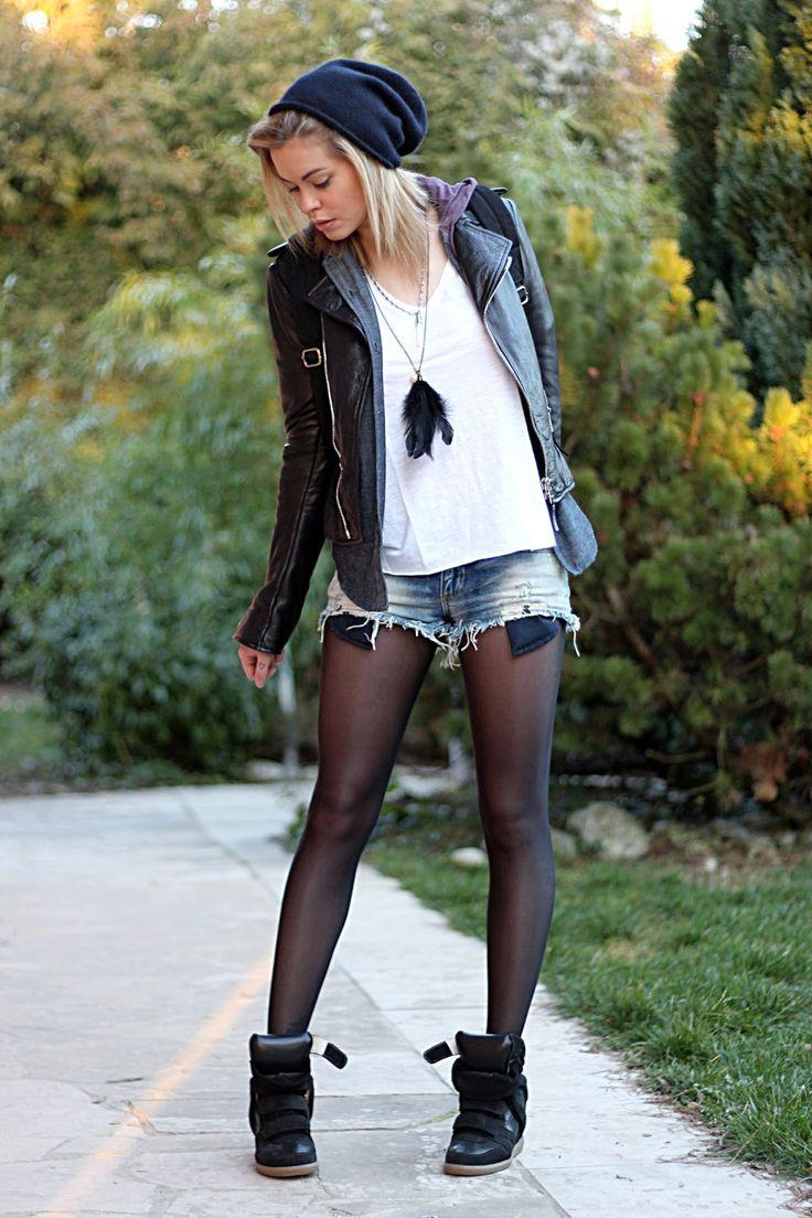 Le Combo Short   Collants
