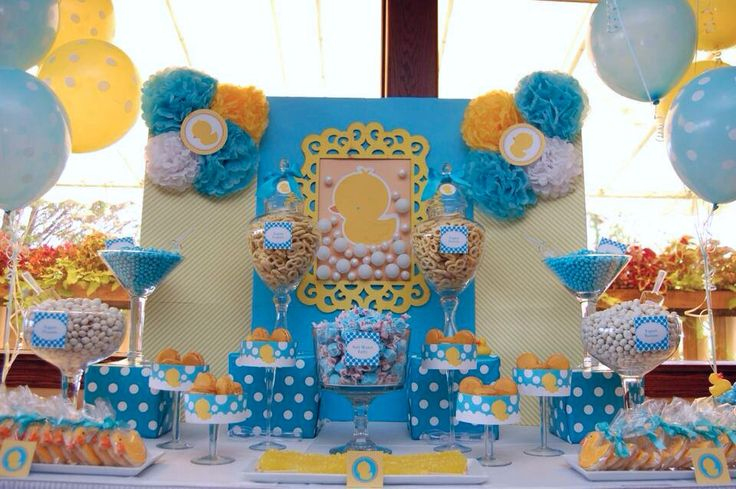 duck baby shower ideas on pinterest hanging decorations themed baby