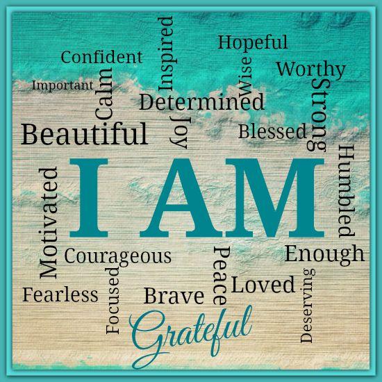 I am God's creation