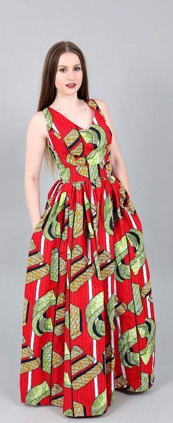 African clothing ,african maxi dress :Ankara maxi skirt, African print maxi skirt, Maxi skirt, African fashion, African Skirt,womens clothing. This maxi dress is made of 100% Super Wax print.  Ankara   Dutch wax   Kente   Kitenge   Dashiki   African print dress   African fashion   African women dresses   African prints   Nigerian style   Ghanaian fashion   Senegal fashion   Kenya fashion   Nigerian fashion (affiliate