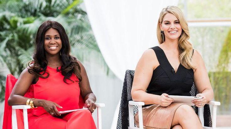 Angelina Kirsch und Motsi Mabuse kämpfen für ein neues Körperbewusstsein