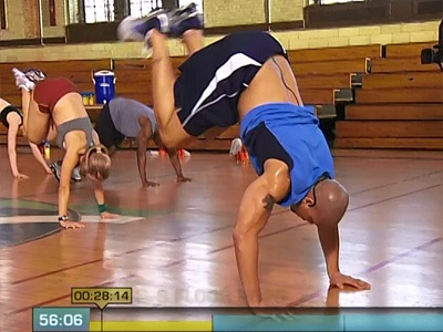 Insanity_Max Interval Circuit-side to side floor hops