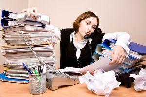Büro Ordnungssysteme: Blitztipps für den Schreibtisch:  #ordnung #büro #schreibtisch #arbeit