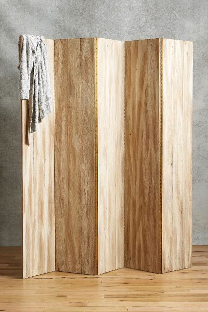 Tove Folding Wall / Room Divider #anthroregistry