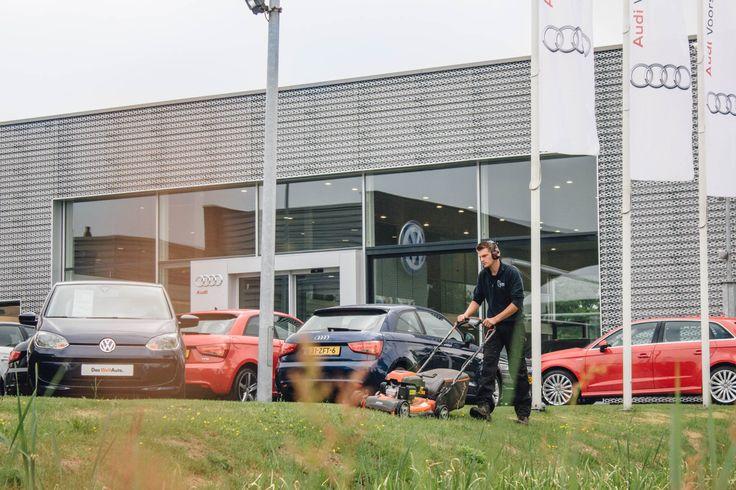 www.vanedenhoveniers.nl  tuin onderhoud volks wagen en audi
