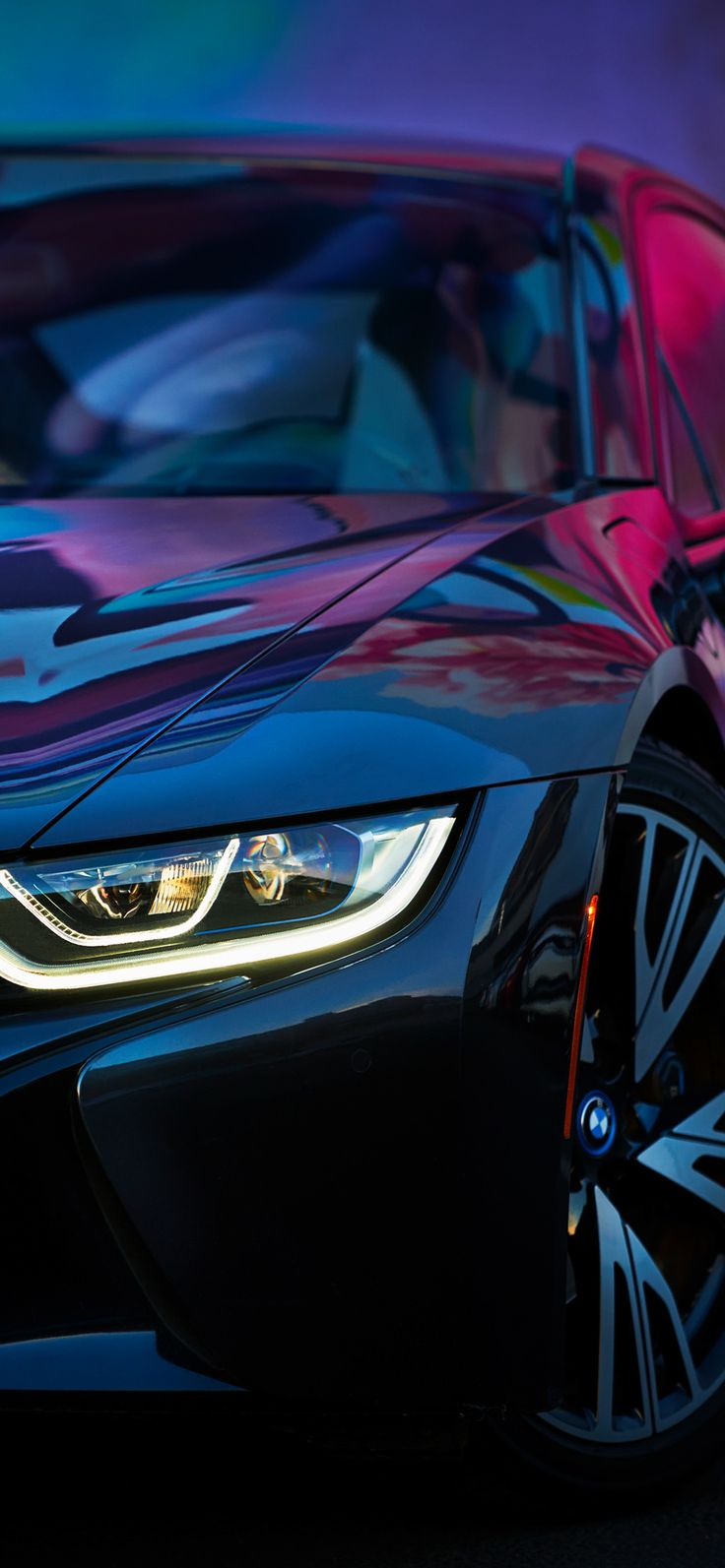 1125 2436 Bmw I8 2018 Iphone X Iphone 10 Hd 4k Wallpapers Images