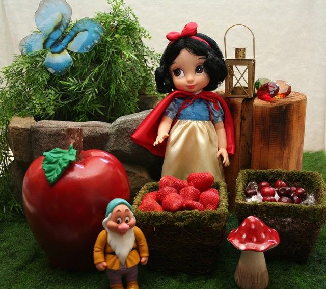 Snow White Party #snowwhite #party