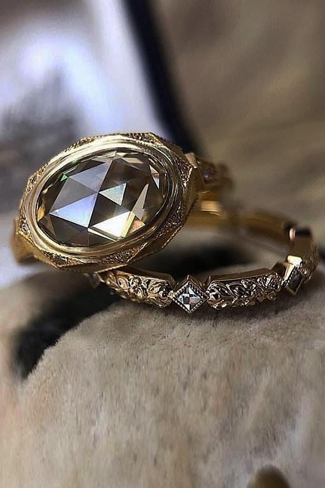 33 Vintage Wedding Rings We Re Obsessed With Wedding Rings