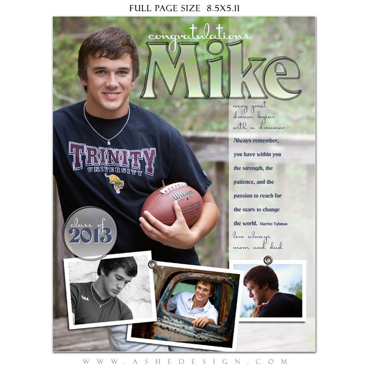 17 best ideas about senior yearbook ads on pinterest for Yearbook ad templates free