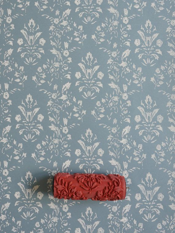 Patterned Paint Roller No.26 from Paint & by patternpaintrollers                                                                                                                                                                                 More