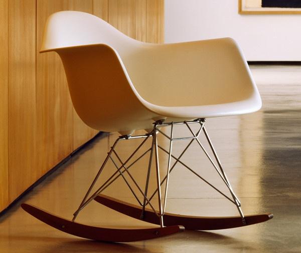 ... Eames Rocker on Pinterest  Eames rocking chair, Eames and Entrance