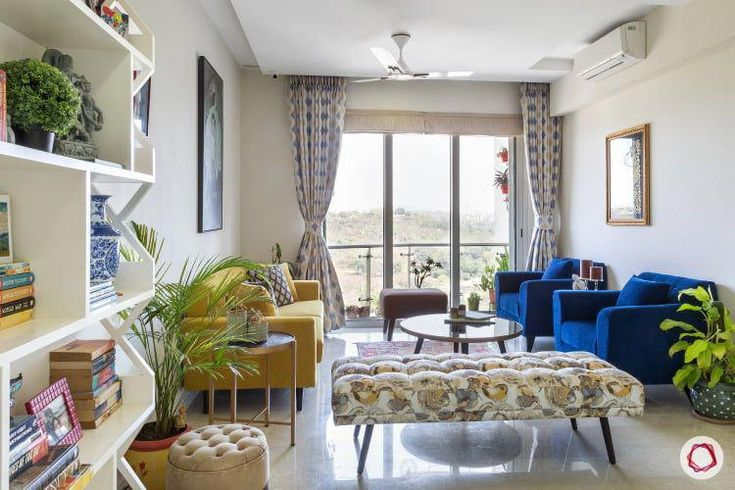This Mumbai Flat Design Is Comfy Colourful Eclectic Indian