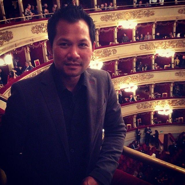 @tonymaesto #milan @Teatro alla Scala #italy   Teatro alla ...
