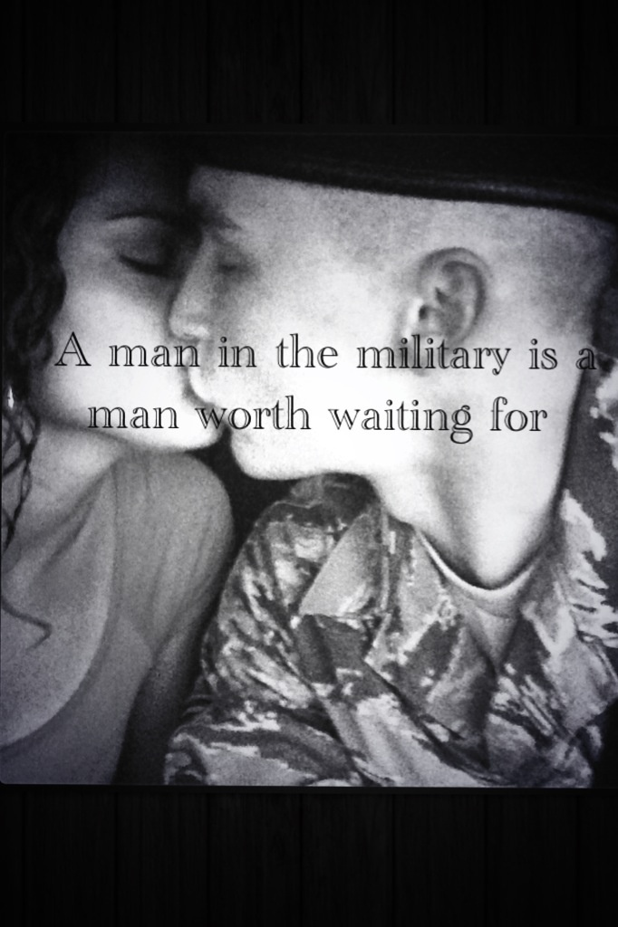 He's worth the wait. Every. Single. Time.