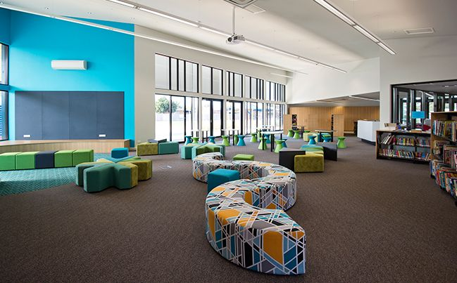 Innovative Primary Classrooms ~ St peter apostle primary school discovery centre hoppers