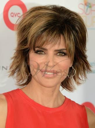 New Hairstyle Lisa Rinna Hairstyle Short Shaggy Straight 100% Human Hair Wig. Get amazing discounts up to 70% Off at Wigsbuy with Coupon and Promo Codes.