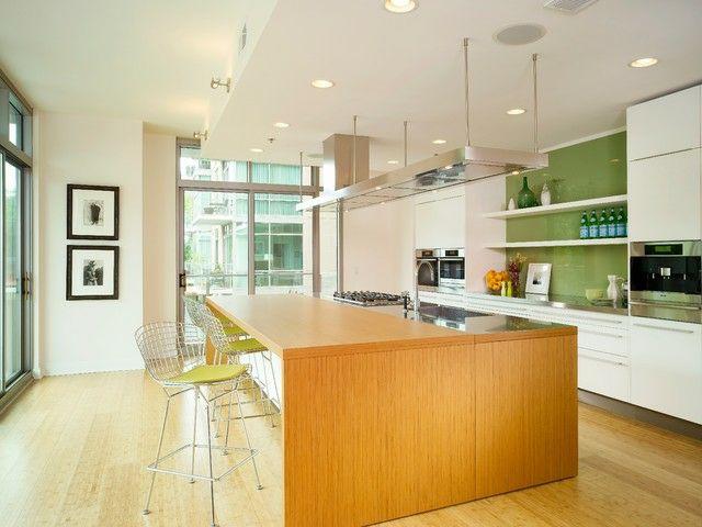 moderne kuchenwande glas gestalten, 91 best küche images on pinterest, Design ideen