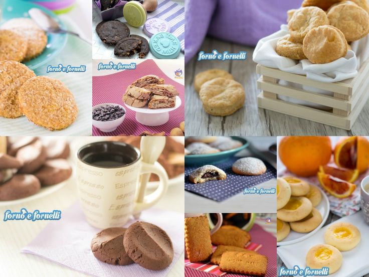 Biscotti veloci, facili e semplici, raccolta di ricette