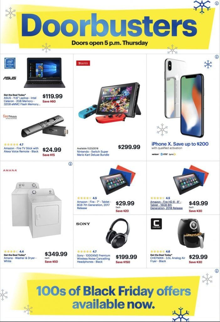 Best Buy S 2018 Black Friday Ad Cool Things To Buy Black Friday Ads Black Friday