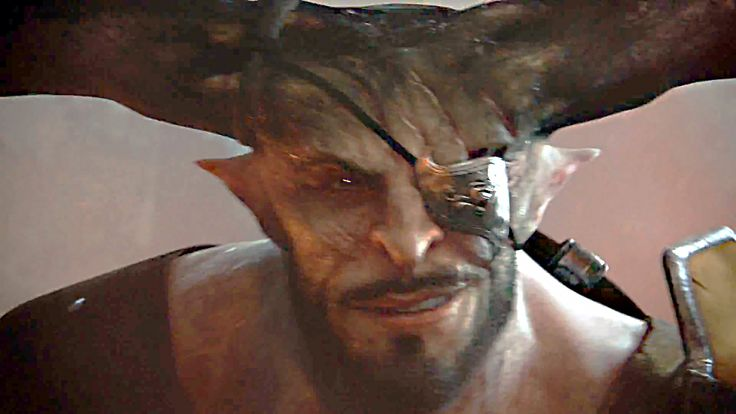 Dragon Age: Inquisition Cinematic Trailer - The Iron Bull (PS4/xbox One/PC)