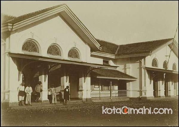 Stasiun Cimahi Tempo Dulu | Kota Cimahi