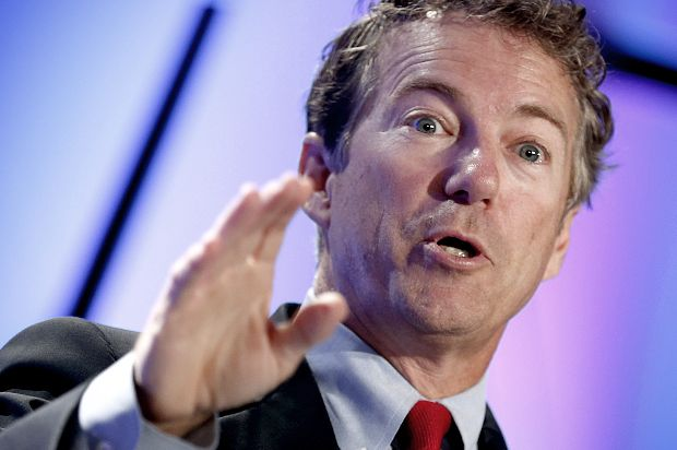 "The newfound hawk wants ""more teeth"" in a measure unanimously supporting Gaza strikes. Meet the new Rand Paul  Rand Paul's craven new pander: Why he's swung wildly on Israel again"