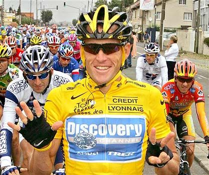 a biography of lance armstrong a road racing cyclist Lance armstrong a biography this readable biography of lance armstrong surveys his legendary cycling career as well as the details of his life outside is a former professional road racing cyclist armstrong had won the tour de france a record seven consecutive times between 1999.