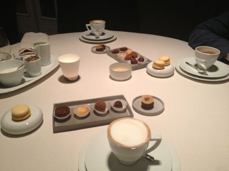 "2 ** restaurant ""De Leest, Vaassen"". Great flavours, sublime presentation."