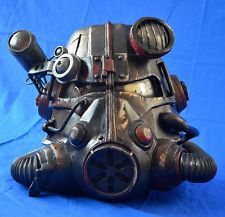 Fallout Real Life Power Armor Helmet