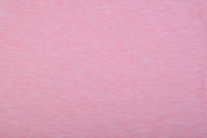 Melírovaný úplet v růžovém odstínu 13836/880