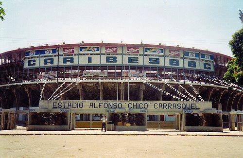 "Stadium, Alfonso ""chico"" Carrasquel. Puerto La Cruz"